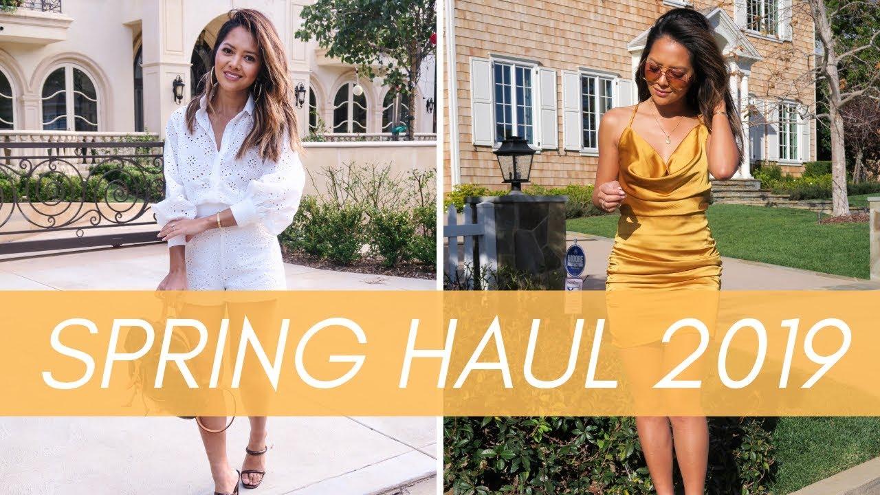 [VIDEO] - Boohoo Spring Haul 2019 4