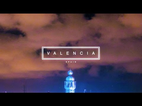 A beautiful Valencia time-lapse you need to see!