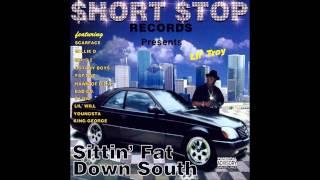 Lil' Troy - Lock N Da Game feat. Mr. 3-2 (Smooth G-Funk)