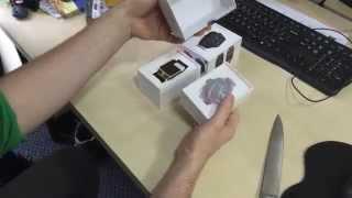 ZGPAX S8 (S29) & Smartwatch U8 (UWatch) - Unboxing - SmartWatched.pl