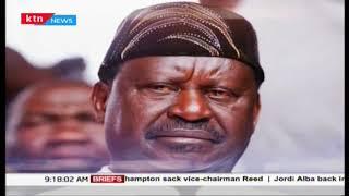 ODM party members claim Raila can still participate in local politics despite working for AU