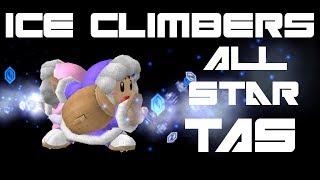 SSBM: Ice Climbers All Star TAS (Very Hard, No Damage)