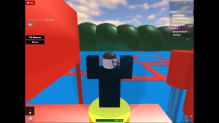 Roblox Wipe out; RAGE QUIT!