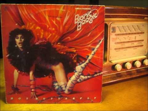 Gregg Diamond Bionic Boogie - Fess Up To The Boogie