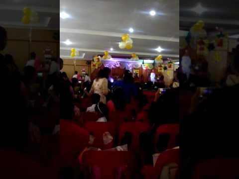 Zayaan kidz party