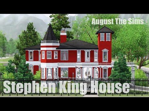 The Sims 3 - Stephen King House | Дом Стивена Кинга