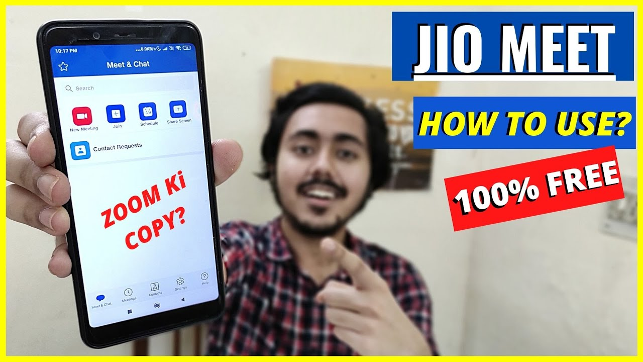 How to use Jio Meet? | Best Video Calling App for Teachers and Students | Jio Meet App tutorial