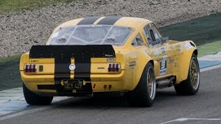 Made in USA - Pontiac, Plymouth, Dodge, Shelby & Chevrolet cars on track
