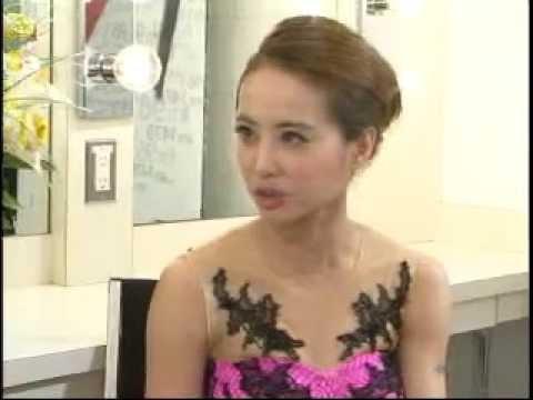 Jolin 蔡依林 TV Interview @ 都市有約