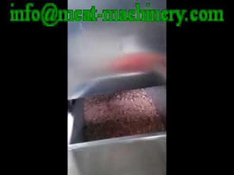 Stainless Steel Electrical Animal Chicken Dog Pig Bone Crusher Machine