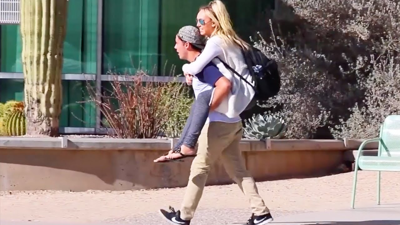 Carrying College Students To Class | AngryPicnic & ThatWasEpic