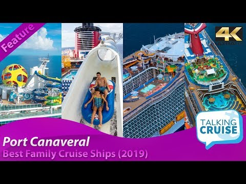 Best Family Cruise Ships From Port Canaveral (2019)