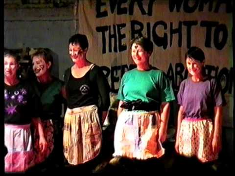 Bent TV Archive: Older Womens Circus (1996)