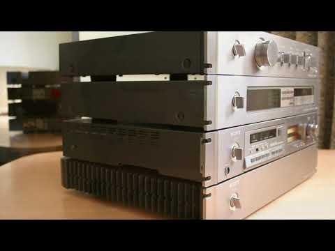 Remembering Sony 1984 HIFI Programm