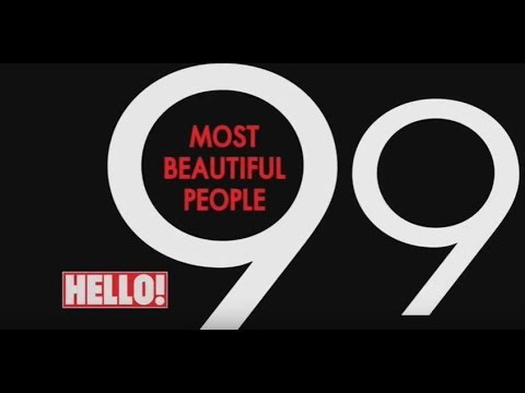 HELLO! 99 Beautiful People : Young and Bright