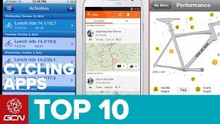 Top 10 Cycling Apps