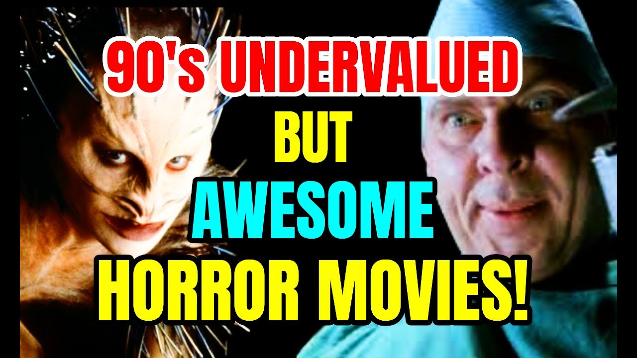 10 Overlooked Horror Gems From The 90's That You Must Watch