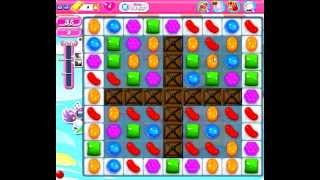 Candy Crush Saga Nivel 1163 completado en español sin boosters (level 1163)