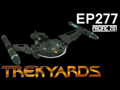 Trekyards EP277 - Romulan Bird of Prey (Pacific 201)