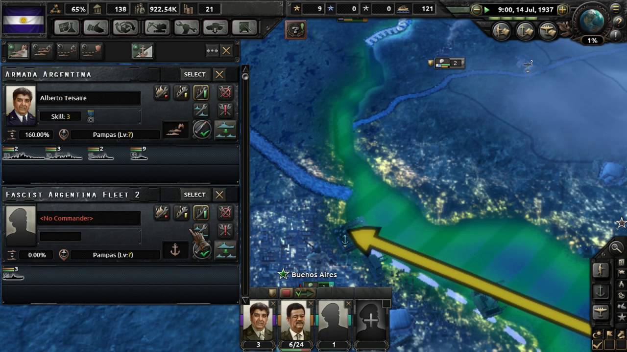 HOI4 (#3 Increasing Production)