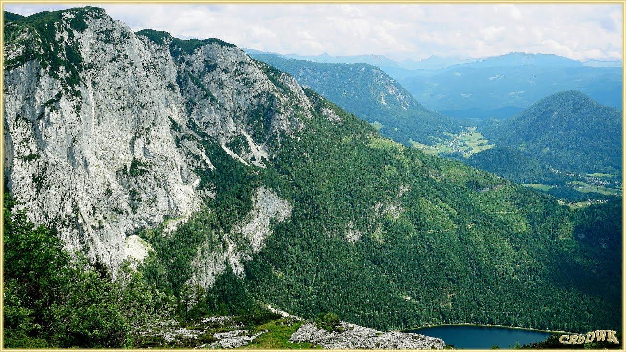 AUSTRIA - Salzkammergut; ALTAUSSEE;  Loser, Ausseer Land (1500 Meter)