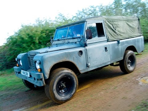 series 3 land rover goes quiet youtube. Black Bedroom Furniture Sets. Home Design Ideas