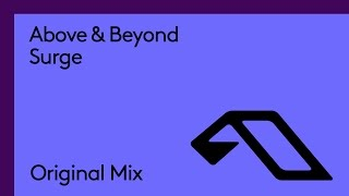 Above & Beyond - Surge (From 'Inspired By Ghost In The Shell')
