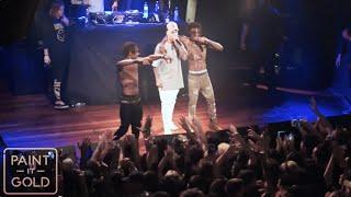 Download Rae Sremmurd & Justin Bieber - 'What Do You Mean?' / 'No Type' - Auckland, NZ Mp3 and Videos