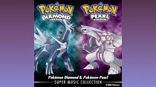 Pokémon Diamond & Pearl - Pokémon League (Night)