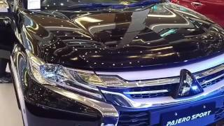 Video Mitsubishi Pajero Sport Dakar 4x4 CKD (2017) : Apa Saja Bedanya? download MP3, 3GP, MP4, WEBM, AVI, FLV Mei 2018
