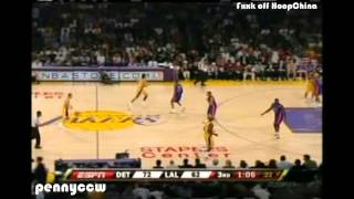 NBA Greatest Duels: Allen Iverson vs. Kobe Bryant (2009) *Extended version