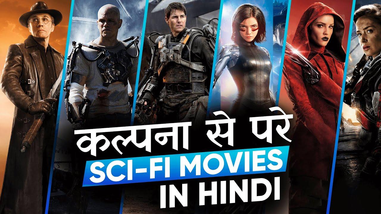 Download Top 10 Great Sci-Fi Movies With Unique Concept in Hindi | Best Science Fiction Movies in Hindi
