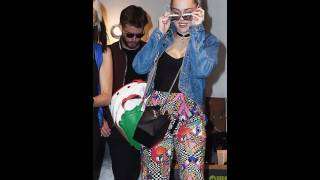 Miley Cyrus & Liam Hemsworth Hold Hands on Night Out