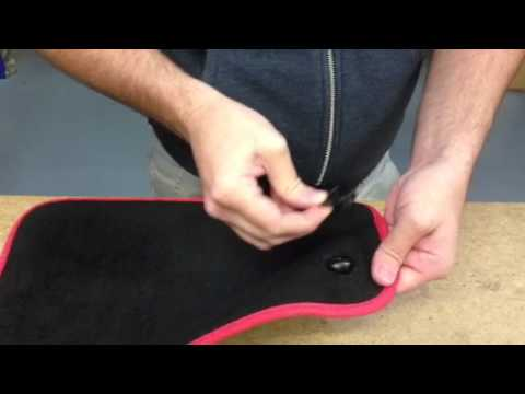 Mat Clip Fitting  YouTube