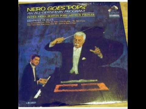 Peter Nero plays Variations on Gershwin's I Got Rhythm