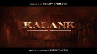 Kalank   Trailer Clip   Varun   Aditya Roy   Sanjay   Alia   Sonakshi   Madhuri  Abhishek Varman