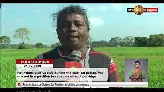 Prolonged drought leaves farmers helpless