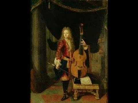 Marais : Tombeau pour Monsieur de Sainte Colombe