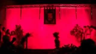 Presentación  Reina y Damas Fiestas 2014-Valdeganga