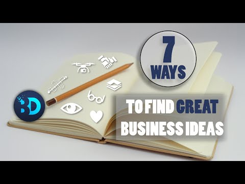 How to Find Great Startup Ideas (7 techniques)