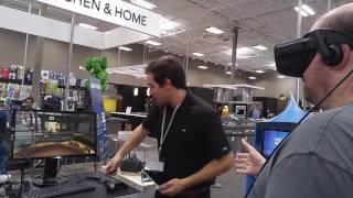 My Best Buy Oculus Rift Demo