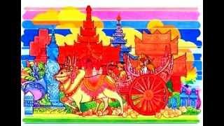 Myanmar Classical :ေခါင္မေဟတည္ထြန္း- Win Oo + Harpist U Ba Than