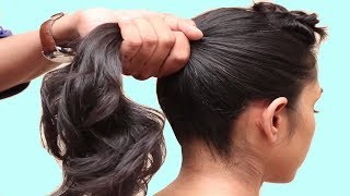 Latest Hairstyles For girls || cute hairstyles | hair style girl | hairstyle for party/college/work