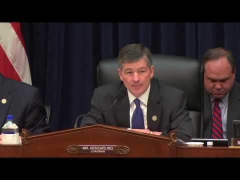 House Financial Services Committee on Anonymous Shell Companies