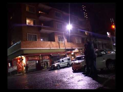 MZANSI part 4: Kwaito artist & Mzansi actor Chester in Hillbrow , Johannesburg