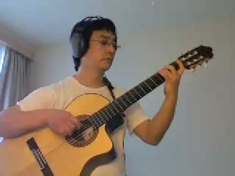 Being For The Benefit Of Mr. Kite (Fingerstyle Guitar)