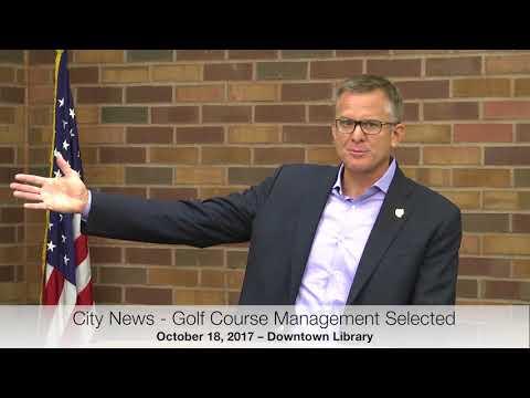 2017-10-17   City News   Public golf course management