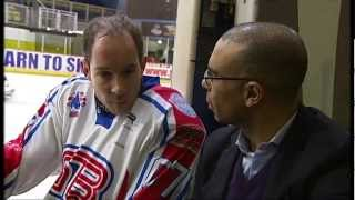 What Is Sledge Hockey? British Paralympians' Sochi Journey