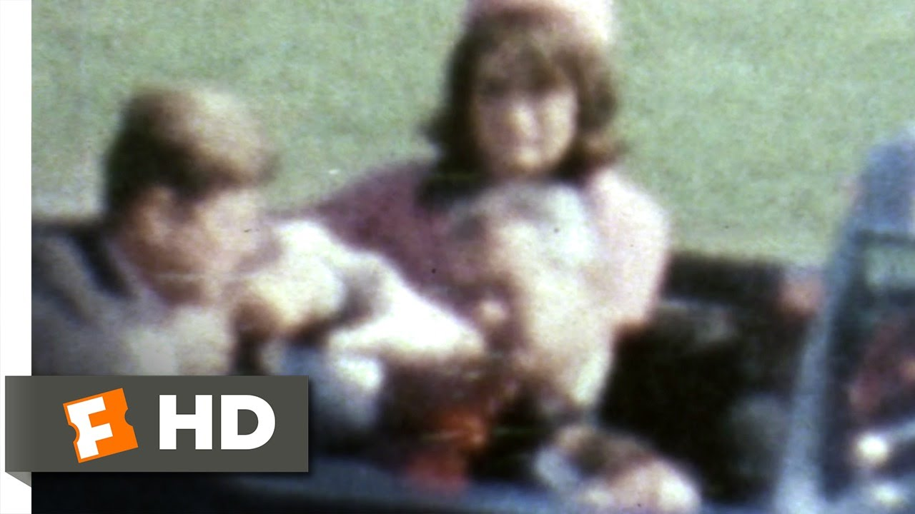 The Zapruder Film Jfk 6 7 Movie Clip 1991 Hd Youtube