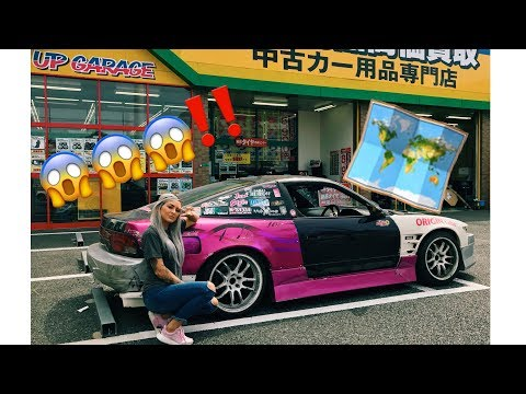Driving sketchy roads in Japan!!
